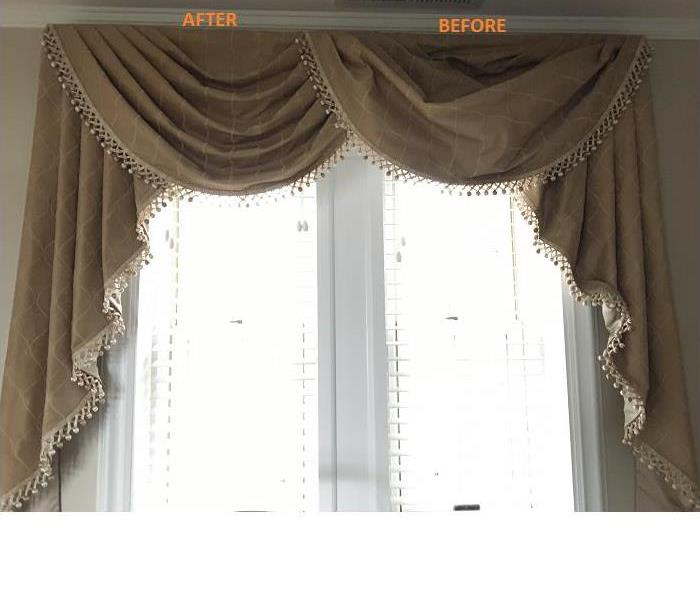 Commercial Drapery Cleaning in Hampton, VA After