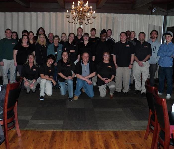 SERVPRO of Hampton Team